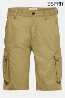 Esprit Cargo Shorts With Pockets