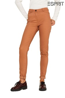 Esprit Camel 5 Pocket Trousers