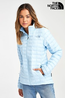 The North Face® Light Blue Thermoball Jacket