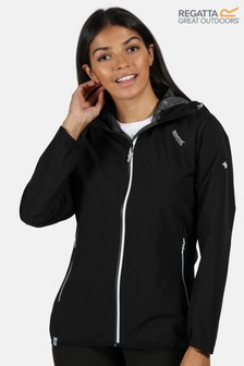 Regatta Black Womens Imber III Waterproof Jacket