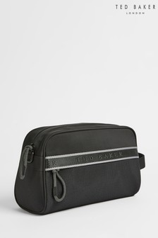 Ted Baker Jetty Branded Nylon Document Pouch