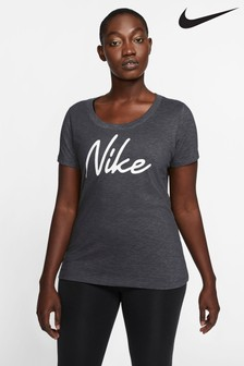 Nike Dri-FIT Cotton Logo T-Shirt