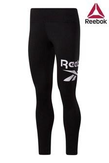 Reebok Logo Cotton Leggings