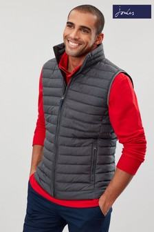 Joules Grey Go To Gilet