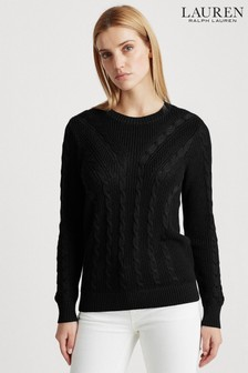 Lauren Ralph Lauren® Cable Design Jumper