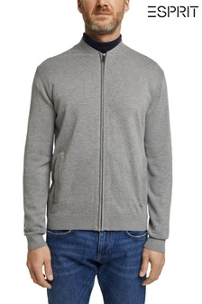 Esprit Mens Long Sleeve Sweater