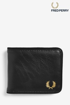 Fred Perry Tonal Classic Billfold Wallet