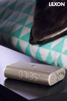 Lexon Miami Time Clock Radio