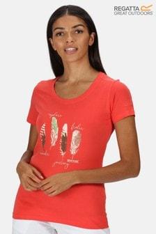 Regatta Filandra IV Graphic Print T-Shirt