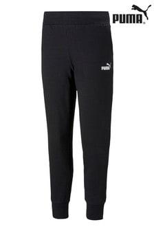 Puma Black Essentials Joggers