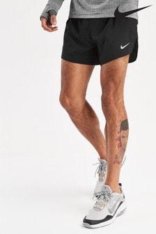 "Nike Black Race Day 4"" Fast Shorts"
