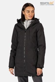 Regatta Grey Voltera II Heated Waterproof Jacket