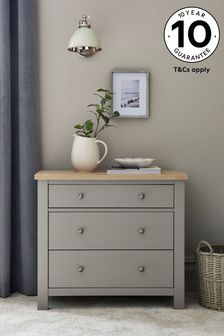 Malvern 3 Drawer Chest