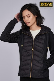 Barbour® International Spitfire Padded Hybrid Jacket