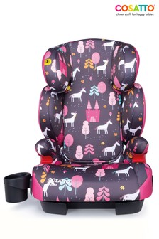 Cosatto Sumo Group 2/3 Isofit Carseat Unicorn Land