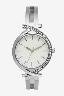 Split Strap Bracelet Watch