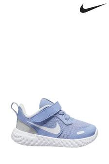Nike Run Revolution 5 Infant Trainers