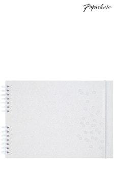 Paperchase Order And Purpose Medium Scrapbook
