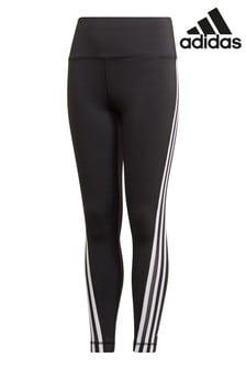 adidas Performance 3 Stripe Icon Leggings