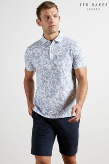 Ted Baker Smothie Printed Polo