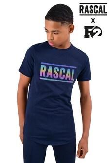 Rascal Blue Lumo T-Shirt