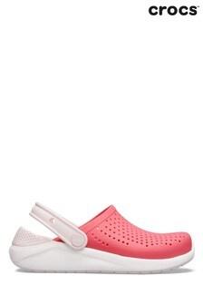 Crocs™ Red LiteRide Clogs