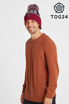 Tog 24 Red Tebworth Knit Hat