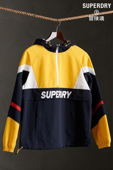 Superdry Colourblock Overhead Jacket