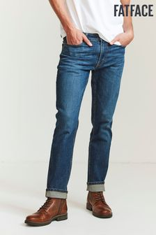 FatFace Denim Slim Mid Wash Jeans