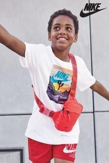 Nike Air White Summer T-Shirt