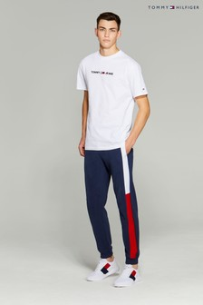 Tommy Jeans Jacquard Flag Sweatpants