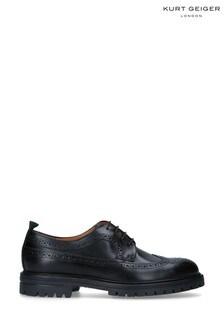 Kurt Geiger London Black Combination Mayfair Shoes