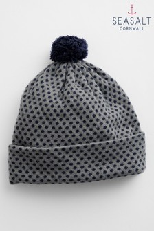 Seasalt Grey Nifty Knit Hat