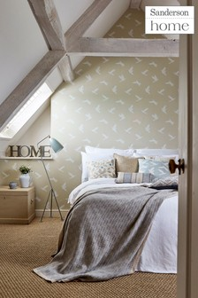 Sanderson Home Paper Doves Wallpaper