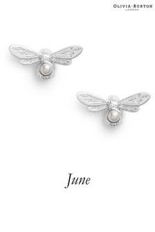 Olivia Burton Celebration Bee Stud Earrings