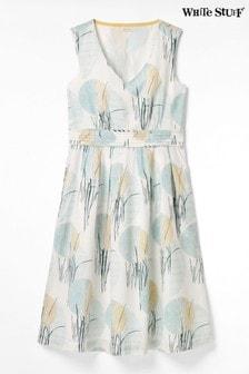 White Stuff Blue Sunrays Dress