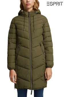 Esprit Recycled Coat with 3M™ Thinsulate™ Filling