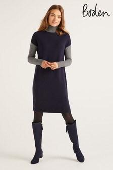 Boden Blue Juliet Dress