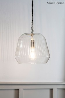 Gosforth Pendant Small Light by Garden Trading