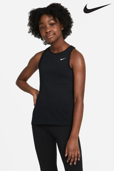 Nike Performance Black Pro Tank Top
