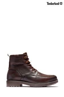 Timberland® Oakrock Leather Waterproof Zip Boots