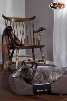 Washable Large Breed Chester Dog Bed by Scruffs®