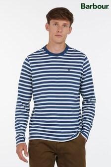 Barbour® Blue Matelot Long Sleeve Top