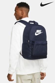 Nike Navy Heritage Backpack