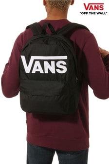 Vans Black Old Skool Backpack