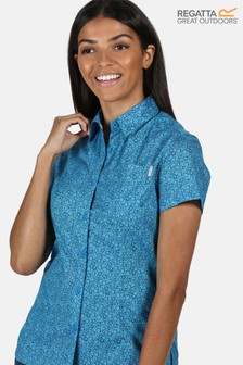 Regatta Womens Honshu IV Short Sleeve Shirt