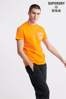 Superdry® Urban Tech Nylon Pocket T-Shirt