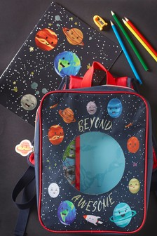 Stationery Filled Backpack