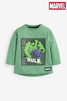 Hulk Jersey Long Sleeve T-Shirt (3mths-8yrs)