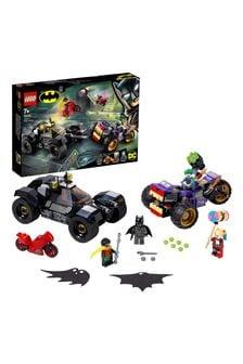 LEGO 76159 DC Batman Joker's Trike Chase Batmobile Toy